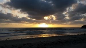Tourmaline at Sunset